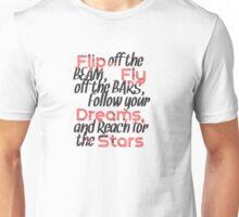 Flip off The Beam Unisex T-Shirt