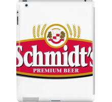 Schmidts Beer  iPad Case/Skin