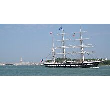 Dark Barque Photographic Print