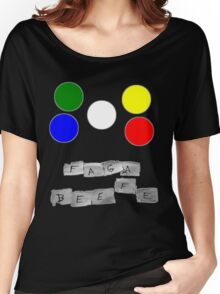 Faga Beefe? Time for some Midnight Madness!  Women's Relaxed Fit T-Shirt