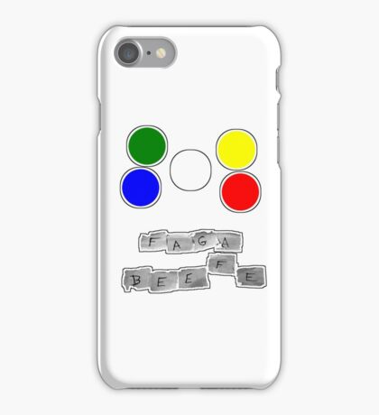 Faga Beefe? Time for some Midnight Madness!  iPhone Case/Skin