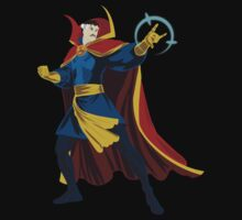 Dr. Strange by Ebonrook