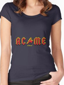ACME: TNT - Dynamite! Women's Fitted Scoop T-Shirt