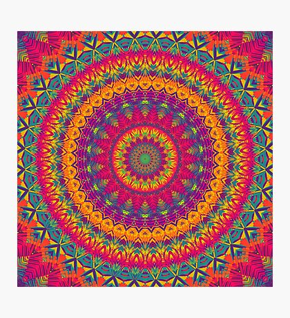 Mandala 073 Photographic Print