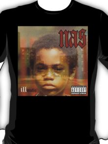 Nas Illmatic Shirt, Rap T-Shirt