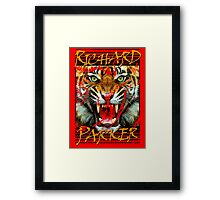 Richard Parker Framed Print