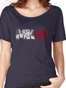 MKVI (white) Women's Relaxed Fit T-Shirt