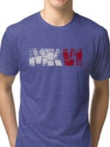 MKVI (white) Tri-blend T-Shirt