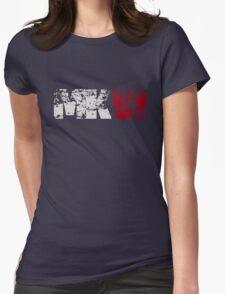 MKVI (white) Womens Fitted T-Shirt