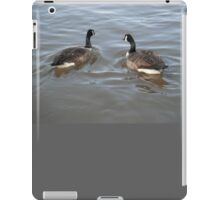 Couple Afloat by Respite Artwork iPad Case/Skin