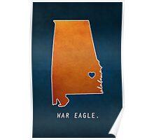 War Eagle Poster