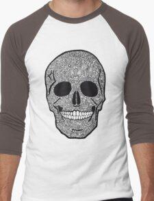 skullz Men's Baseball ¾ T-Shirt