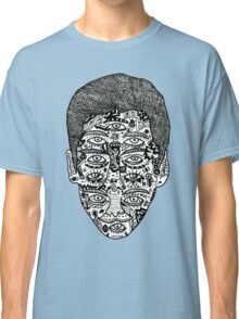 strange face Classic T-Shirt