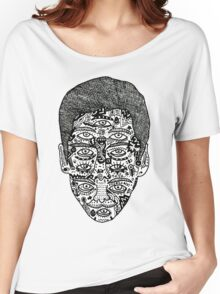 strange face Women's Relaxed Fit T-Shirt