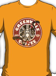 Greenvale Coffee (Deadly Premonition) T-Shirt