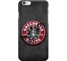 Greenvale Coffee (Deadly Premonition) iPhone Case/Skin