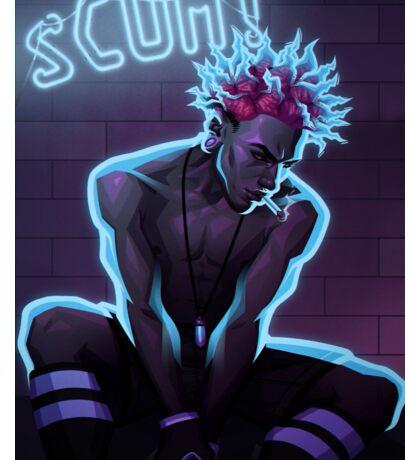 SCUM! Sticker