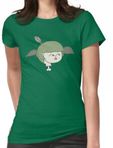 birdgirl Womens Fitted T-Shirt