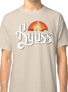 Kyuss Black Widow Stoner Rock Queens Of The Stone Age Clutch  Classic T-Shirt