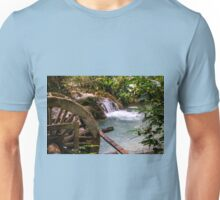 Abandoned irrigation Unisex T-Shirt