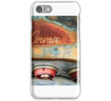 Corvair rusty gold  iPhone Case/Skin