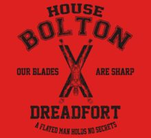 Team Bolton (Black) T-Shirt