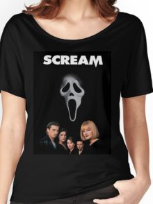 Scream 1 Women's Relaxed Fit T-Shirt
