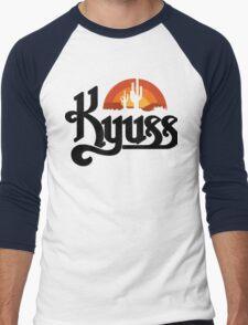 Kyuss Black Widow Stoner Rock Queens Of The Stone Age Clutch  Men's Baseball ¾ T-Shirt