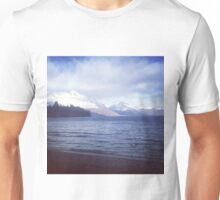 Lake Wakatipu, Queenstown, New Zealand Unisex T-Shirt