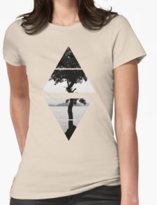 Air&Earth (AV) Tree Womens Fitted T-Shirt
