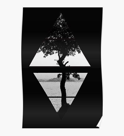 Air&Earth (AV) Tree Poster