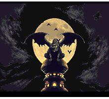 Chrono Trigger - Magus's Castle Photographic Print
