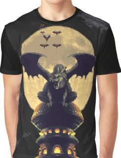 Chrono Trigger - Castle Magus Graphic T-Shirt