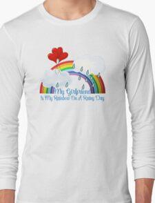 Girlfriend Is My Rainbow Long Sleeve T-Shirt