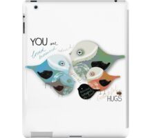 You are Loved Affirmation iPad Case/Skin