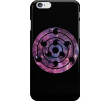Ten tails Rinnegan iPhone Case/Skin