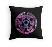 Ten tails Rinnegan Throw Pillow