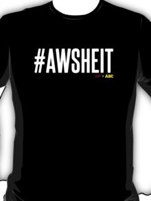 #AWSHEIT - Rachét x ABC T-Shirt