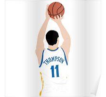 Klay Thompson Poster