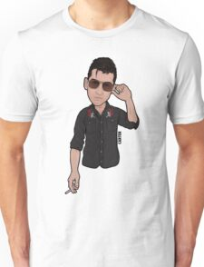 Alex Turner Arctic Monkeys Unisex T-Shirt