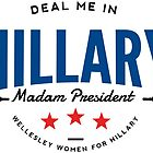 Deal Me In, Madam President by galenstone