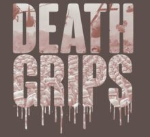 DEATH GRIPS Death Drips  by KunFuzi