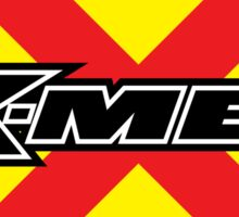 X-MEN Logo Sticker
