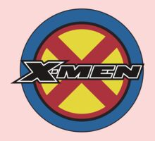 X-MEN Logo Kids Tee