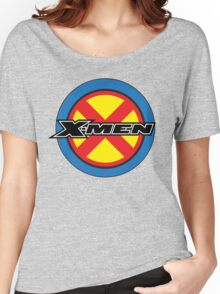 X-MEN Logo Women's Relaxed Fit T-Shirt