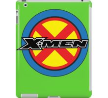X-MEN Logo iPad Case/Skin