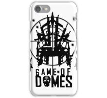 Game Of Domes iPhone Case/Skin