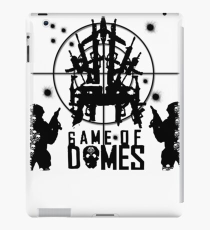 Game Of Domes iPad Case/Skin