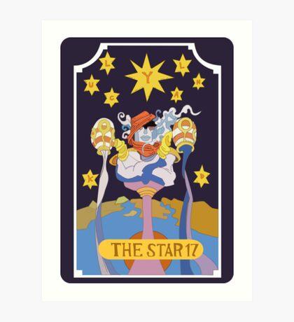 Star Platinum  Art Print