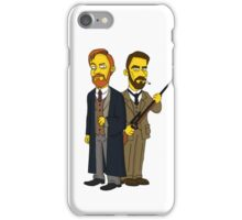 Moriarty & Moran  iPhone Case/Skin